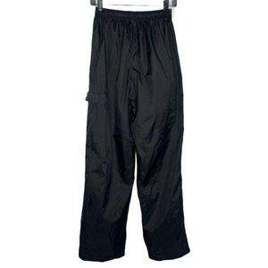 Nike Track Pants Elastic Drawstring Waist L 12-14